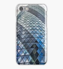 London The Gherkin 30 St Mary Axe iPhone Case/Skin
