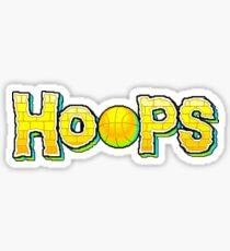 HOOPS - Neo Geo Pixel Dunk Dream 95 Sticker