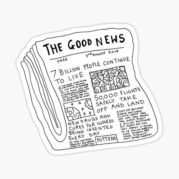 news Sticker