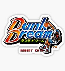 Dunk Dream - Neo Geo Sticker