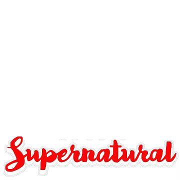 SUPERNATURAL by spnlover1196