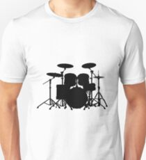 Drums (black) T-Shirt
