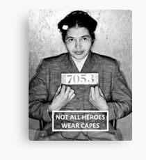 Rosa Parks Leinwanddruck