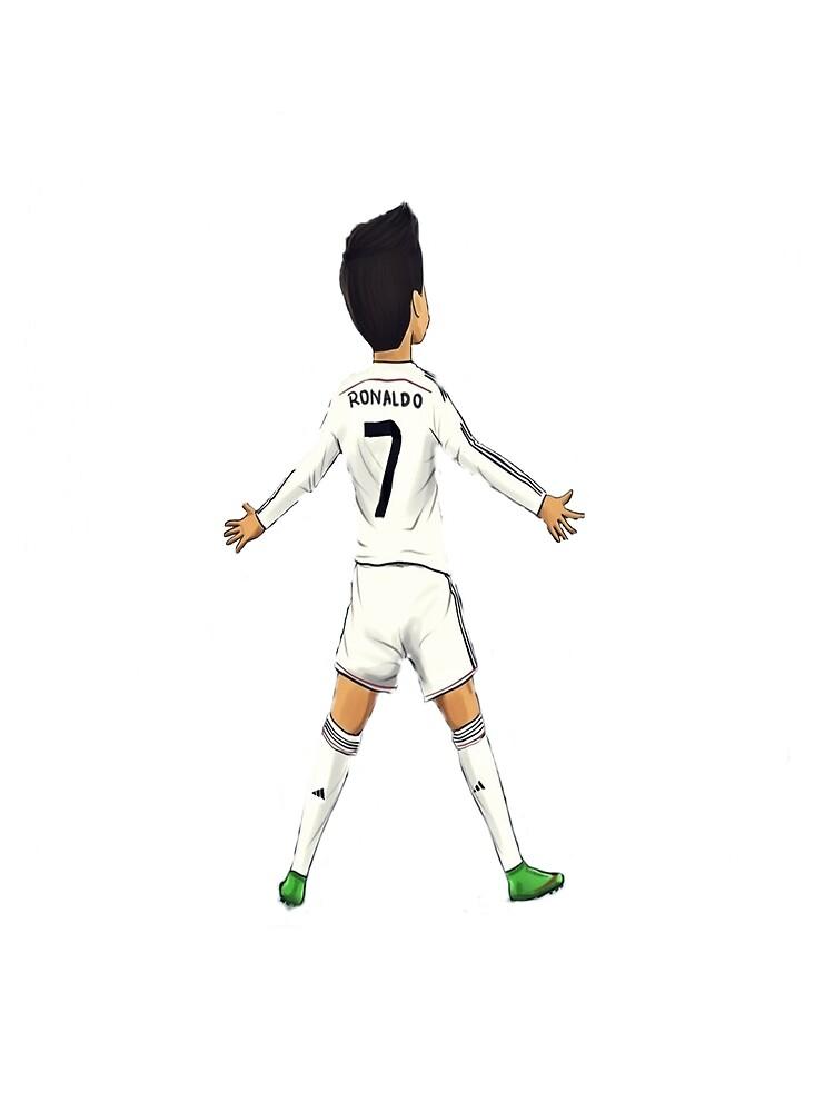 Cristiano Ronaldo by Kebin