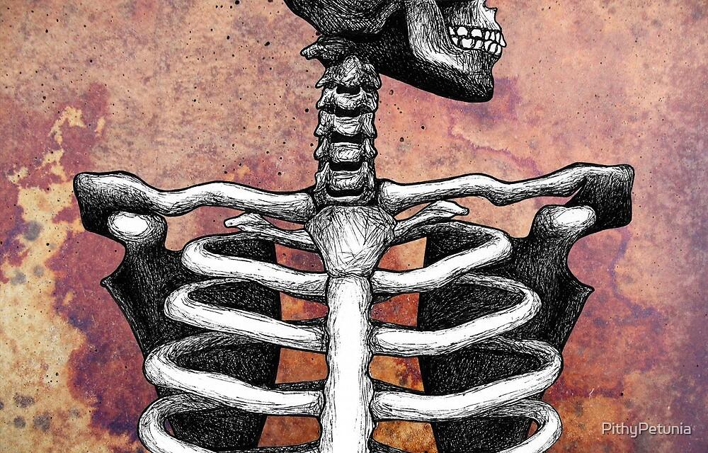 Dry Bones by PithyPetunia