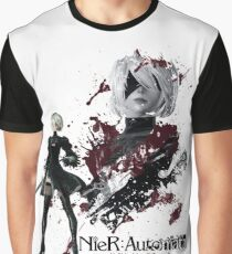 NieR Automata - No.2 Type B Graphic T-Shirt