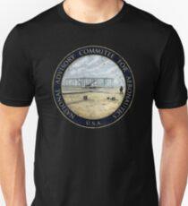 NACA Vintage Seal Unisex T-Shirt