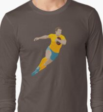 SUMMER GAMES / Rugby Long Sleeve T-Shirt