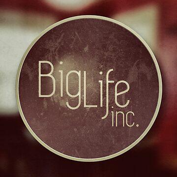 Big Life, Inc. Logo Merch by nealcampbell