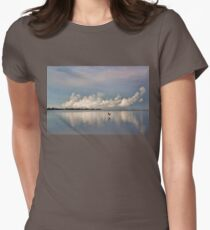 Wings Across The Bay 2 Womens Fitted T-Shirt