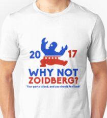 Elect Zoidberg, Homeowner! Unisex T-Shirt