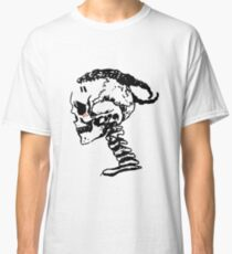 XXXTENTACION - SKULL [BLACK DESIGN] Classic T-Shirt
