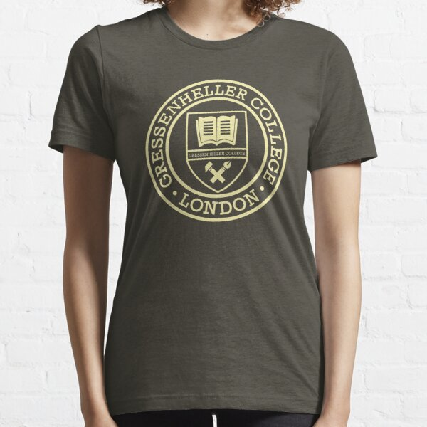 Universidad Gressenheller Camiseta esencial