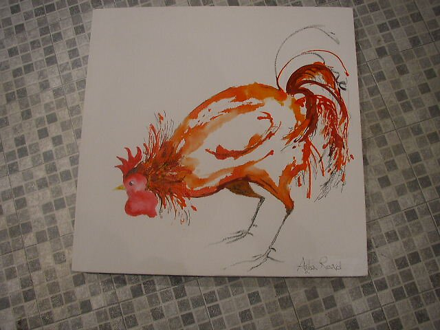 red hen by readlocations
