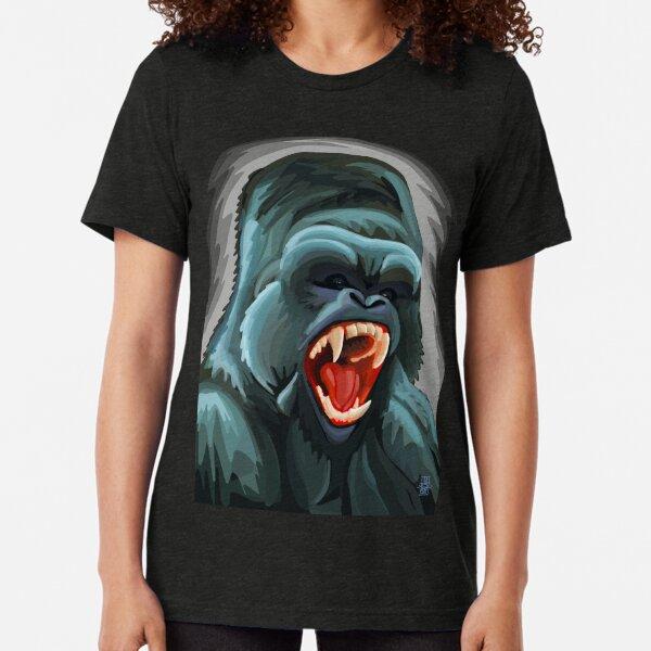 Silverback Tri-blend T-Shirt
