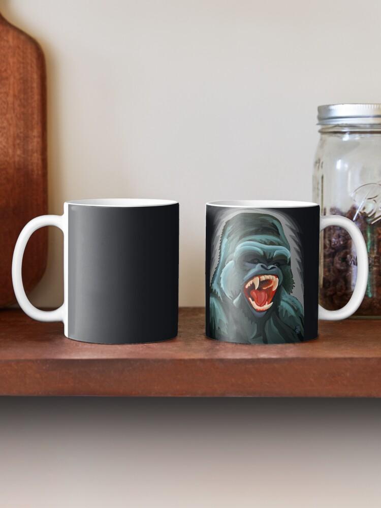 Alternate view of Silverback Mug