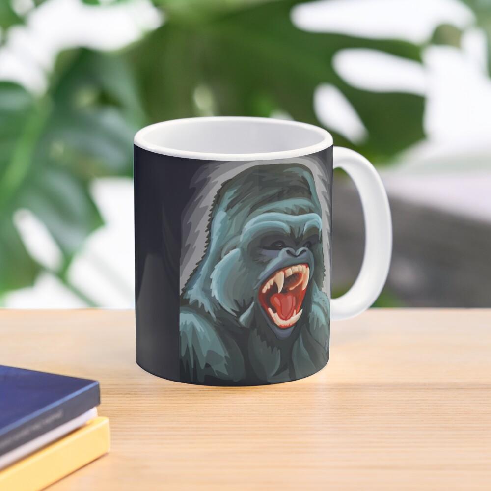 Silverback Mug