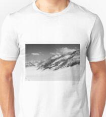 Top of Europe - Black Unisex T-Shirt