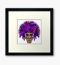 Jimmy Framed Print