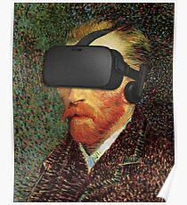 Oculus van Rift Poster