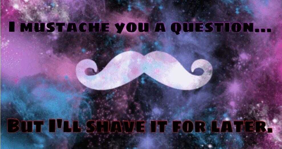 Mustache  by CharlieBayum