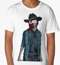 Carl Grimes - The Walking Dead Long T-Shirt
