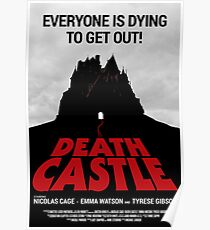 DEATH CASTLE movie poster Poster