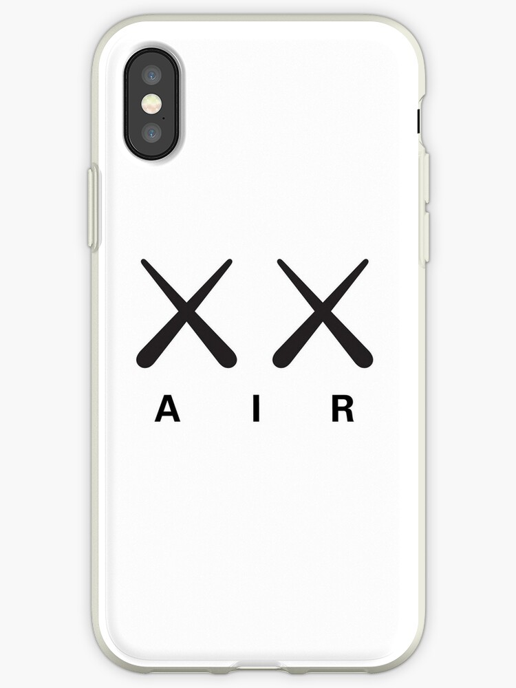 Kaws X Air Jordan Iphone Cases Covers By Framie Redbubble