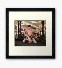Warrior II Framed Print