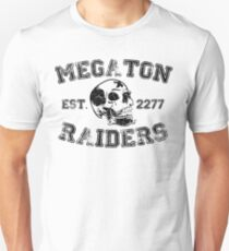 Megaton Raiders T-Shirt