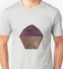 Geometric Cupcake  Unisex T-Shirt