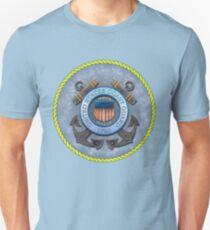 Seal of the Coast Guard Unisex T-Shirt