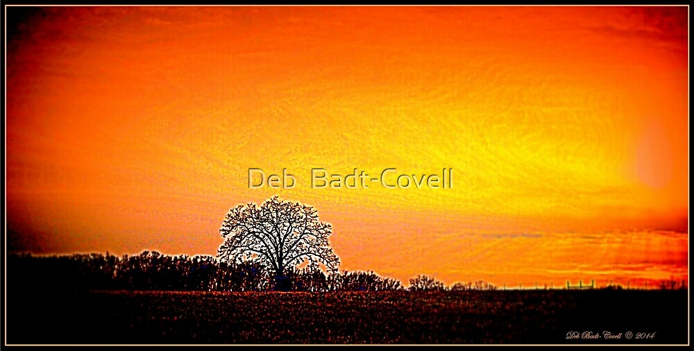 It's Going to be Alright...  by Deb  Badt-Covell