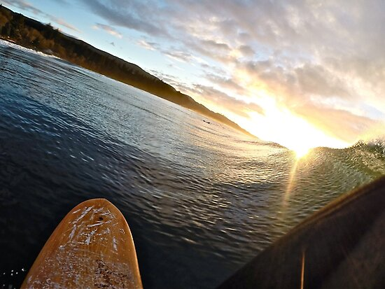 Dawn The Line by coastalbrandon
