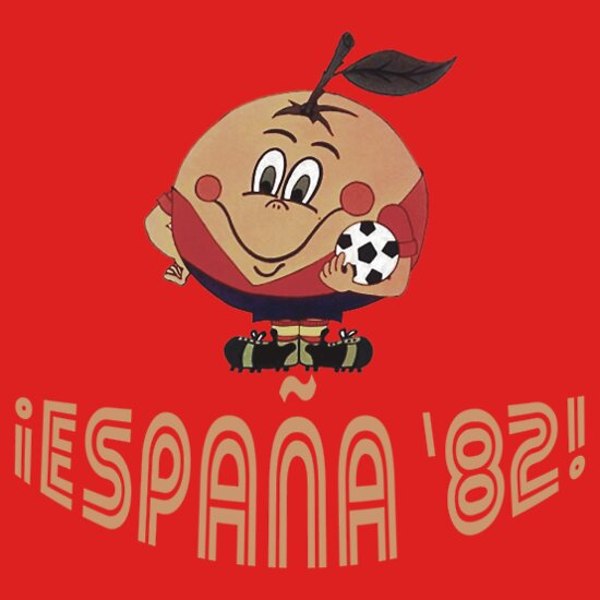 TShirtGifter presents: Spain 82