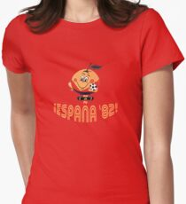Camiseta entallada Spain 82