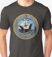 The Seal of The Navy Unisex T-Shirt