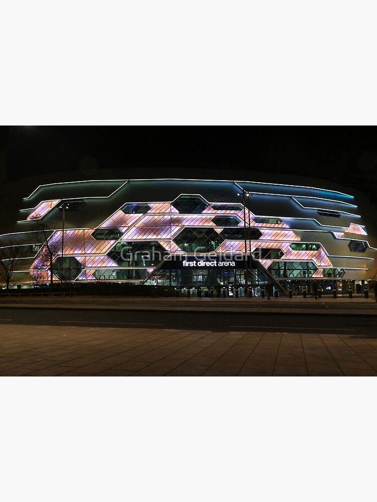 Leeds - First Direct Arena by acespace