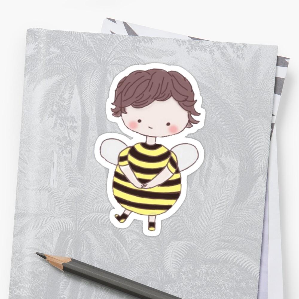 Sherlock Bee by Sanne Dekker