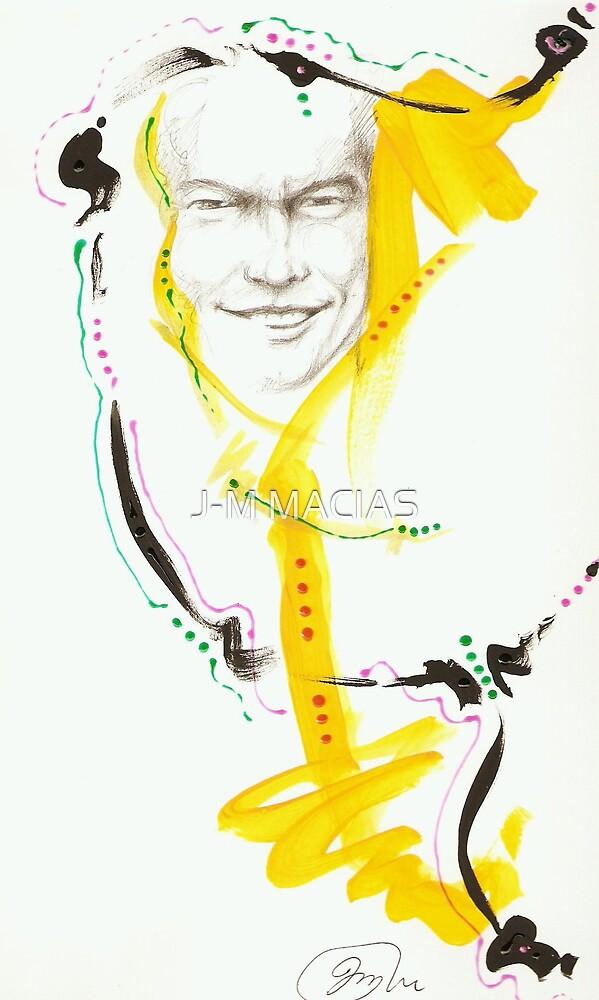 smiling... by J-M MACIAS