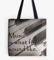 Music . . . Tote Bag