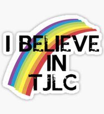 TJLC Sherlock Sticker