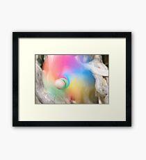 Wheel Framed Print