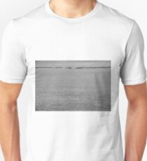 Black & White Grass Of Home Unisex T-Shirt