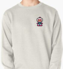 Pixel Art Bomberman Pullover