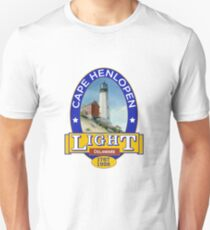 Cape Henlopen Lighthouse Unisex T-Shirt