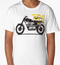 The Steve McQueen Desert Racer Long T-Shirt