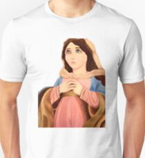 The Blessed Mother Unisex T-Shirt
