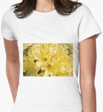 Luscious Lemon Womens Fitted T-Shirt