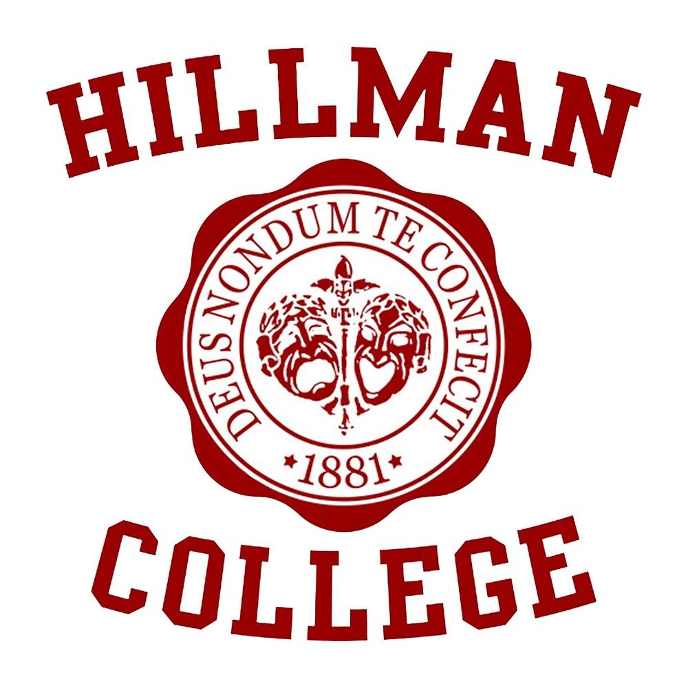 HILLMAN COLLEGE by malbrock